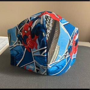 Spider Man ADULT Face Mask